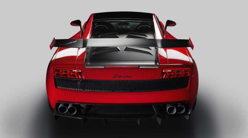 Lamborghini 570-4 Super Trofeo