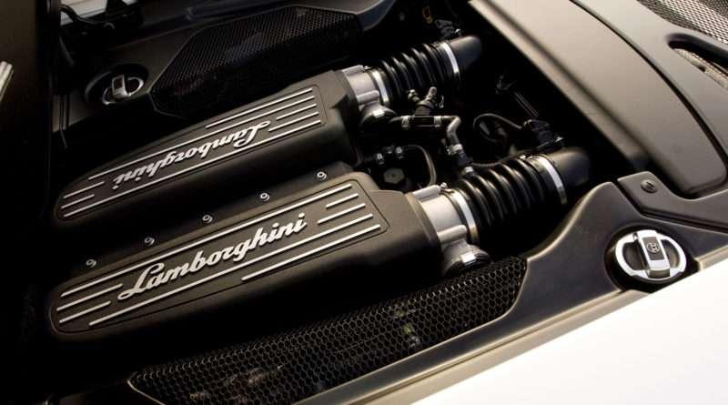 Lamborghini Gallardo LP 560-4