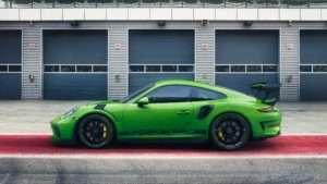 Porsch 911 991 GT3 RS