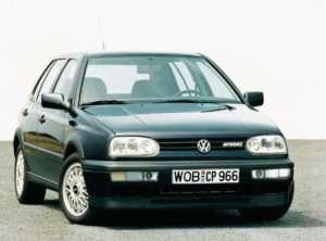 VW Golf VR6