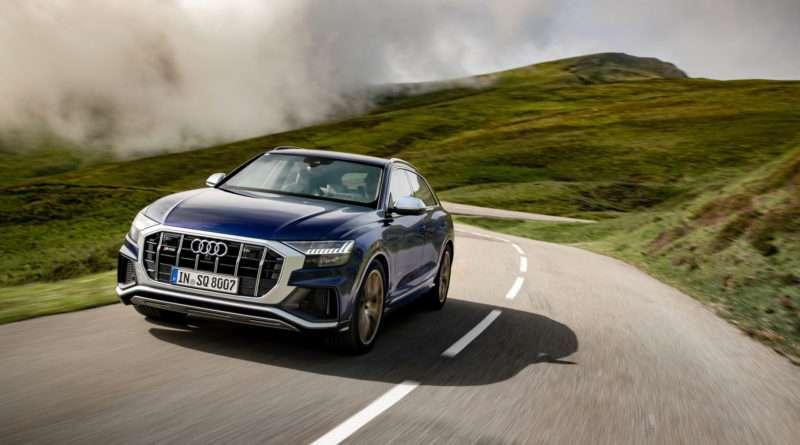 Audi SQ8 (4M)