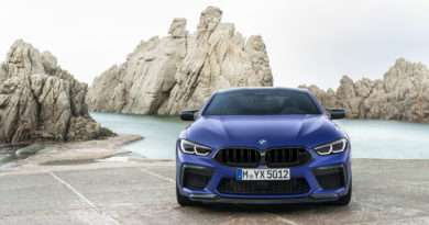 BMW M8 Competition xDrive Coupe F92