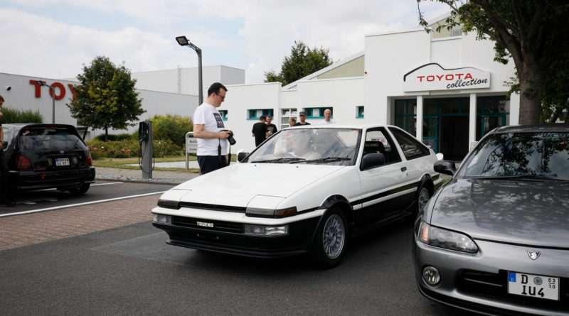 Toyota Sprinter Trueno AE86 JDM Day