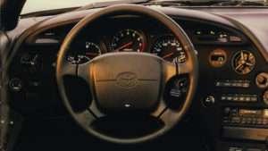 Toyota Supra A80 MKIV