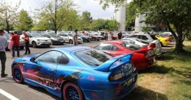 Toyota Supra MKIV JDM Day