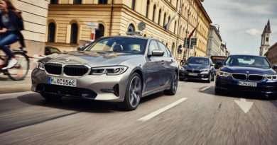 BMW 330e G20