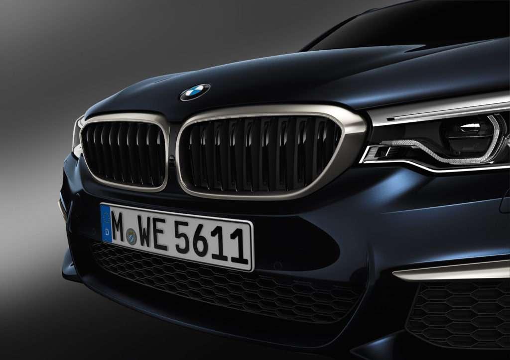 BMW M550d xDrive G30