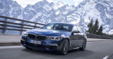 BMW M550i xDrive G30