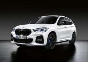 BMW X1 F48 M Performance-Parts