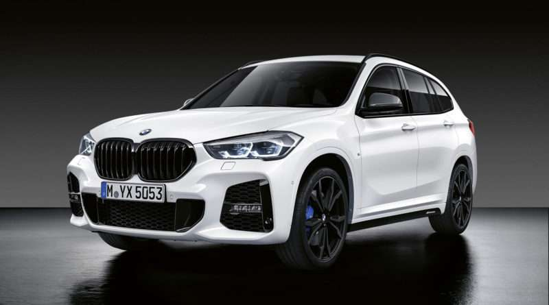 BMW X1 F48 M Performance-Parts