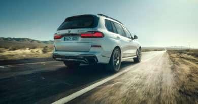 BMW X7 M50i G07
