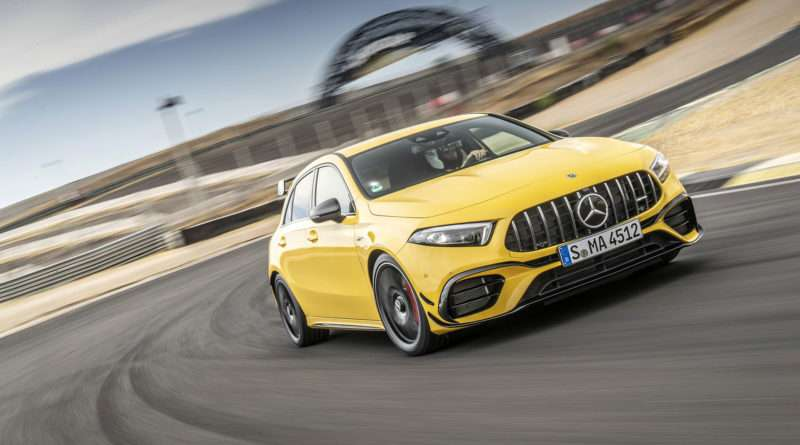 Mercedes-Benz AMG A 45 S 4MATIC+