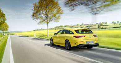 Mercedes-Benz AMG CLA 35 4MATIC Shooting Brake