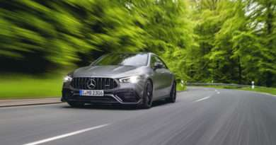 Mercedes-Benz AMG CLA 45 4MATIC+