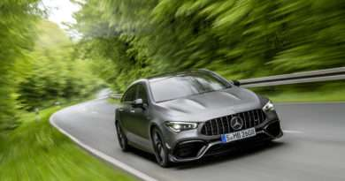 Mercedes-Benz AMG CLA 45 S 4MATIC+ Shooting Brake