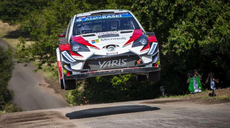 Rallye Toyota Yaris