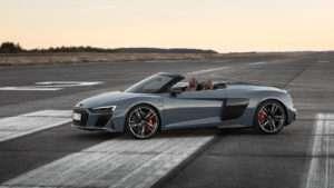 Audi R8 V10 5.2 FSI Spyder 4s
