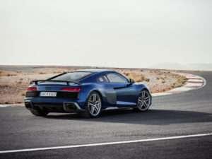 Audi R8 V10 plus 5.2 FSI 4S