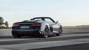Audi R8 V10 plus 5.2 FSI Spyder 4S
