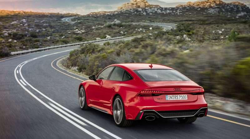 Audi RS7 C8 Sportback