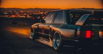 BMW E30 LTO Live to offend Bodykit
