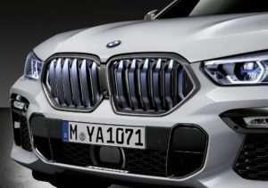 BMW X6 M G06