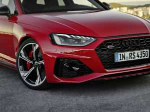 Audi RS4 Avant B9 Facelift