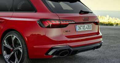 Audi RS4 Avant B9 Facelift