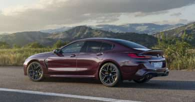 BMW M8 Competition xDrive Gran Coupe F93