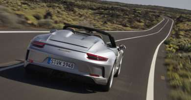Porsche 911 Speedster 991