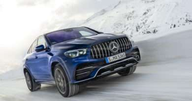 Mercedes-AMG GLE 53 4MATIC+ Coupe