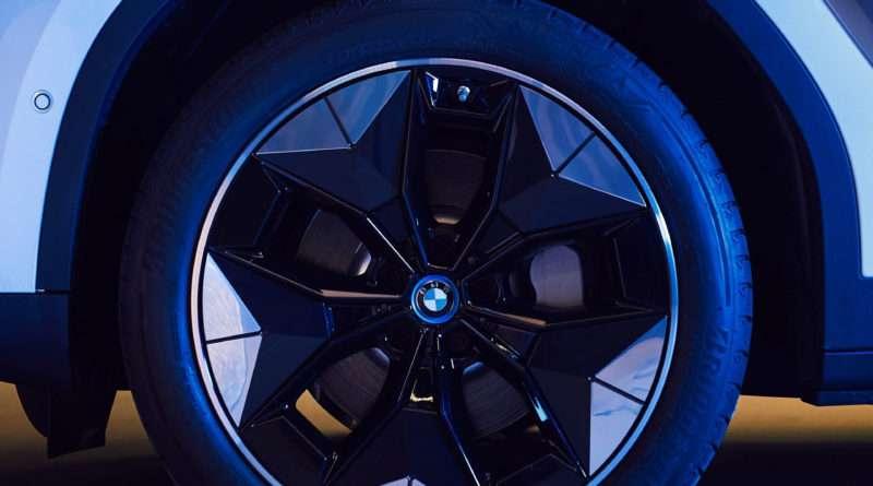 BMW iX3 Aero-Felgen