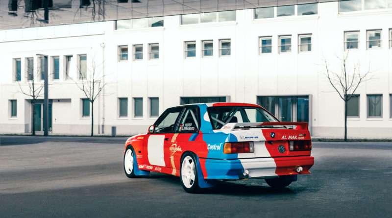BMW M3 Rallye E30