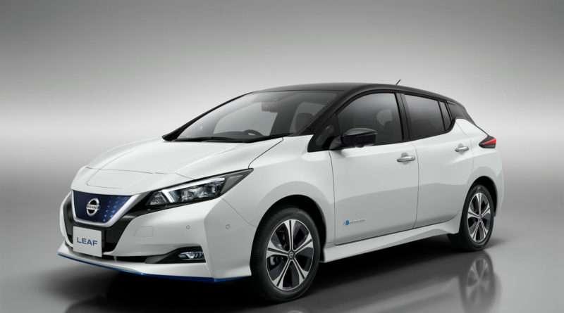 Nissan Leaf e+ ZE1 MY19