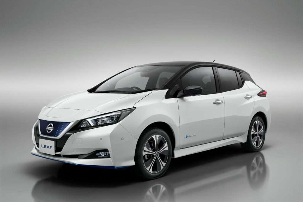 Nissan Leaf ZE1 MY19