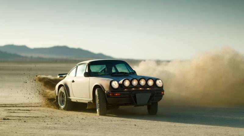Porsche 911 Safari Carrera 3.2 G-Modell