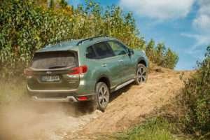 Subaru Forester 2.0ie SK