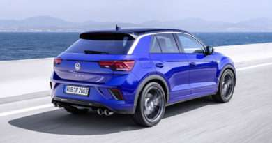 VW T-Roc R 4Motion A1