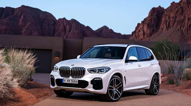 BMW X5 xDrive40d G05