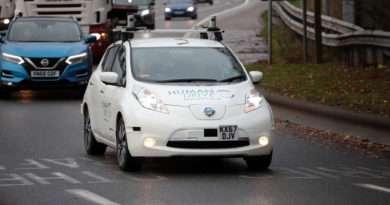 Nissan Leaf Grossbritannien