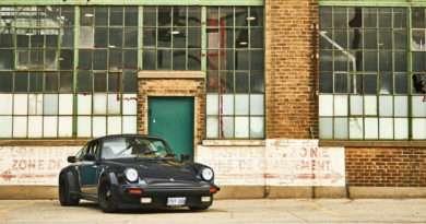 Porsche 911 Turbo 3.3 930-G-Modell