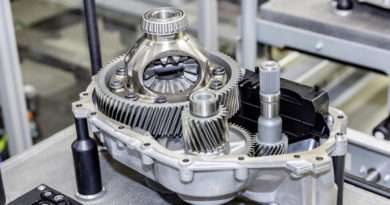 VW ID3 1 Gang-Getriebe