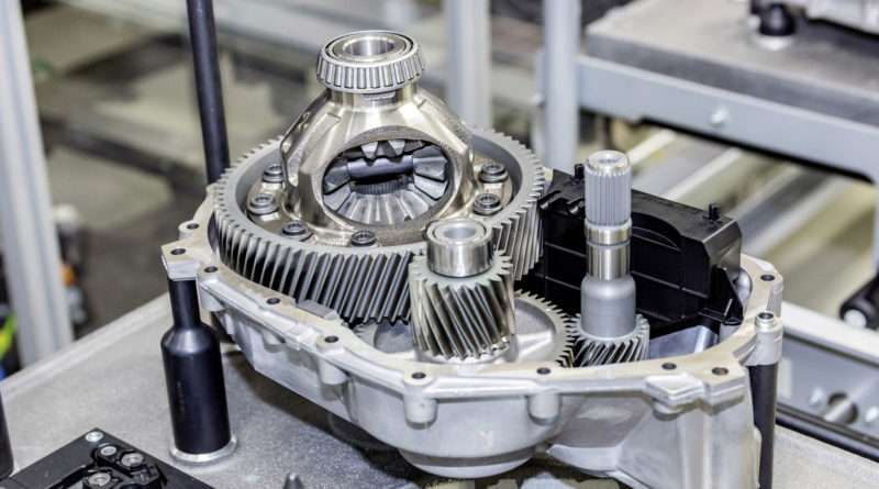 VW ID.3 1 Gang-Getriebe