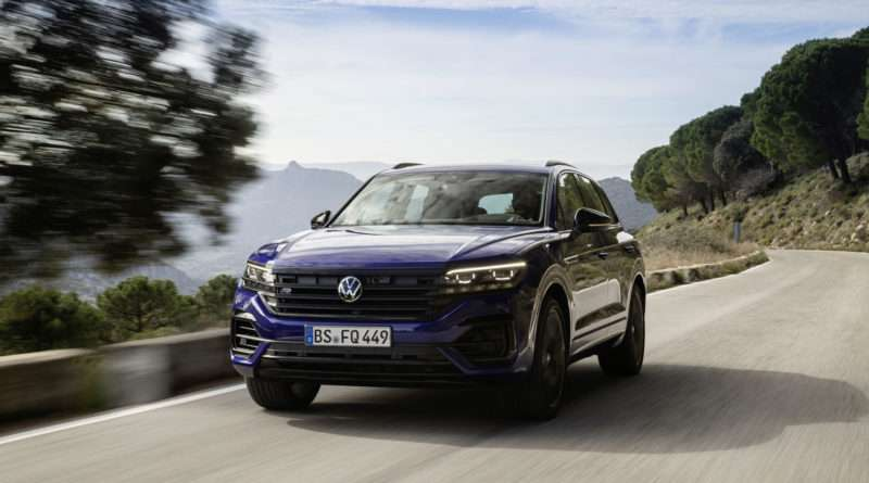 VW Touareg R CR