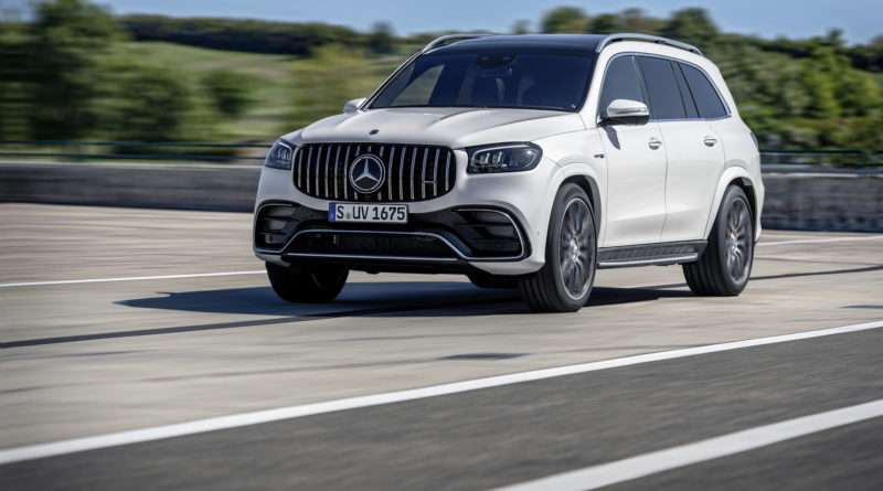 Mercedes-AMG GLS 63 4MATIC+ X 167