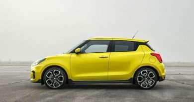 Suzuki Swift Sport 1.4 Turbo