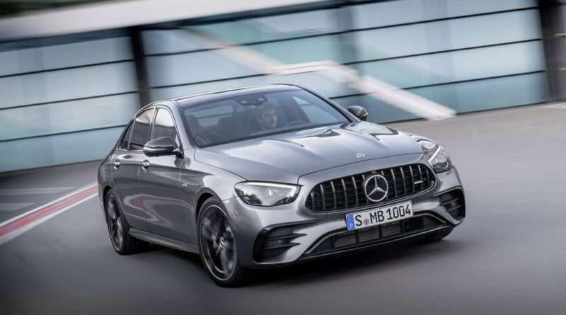 Mercedes-AMG E 53 4MATIC+