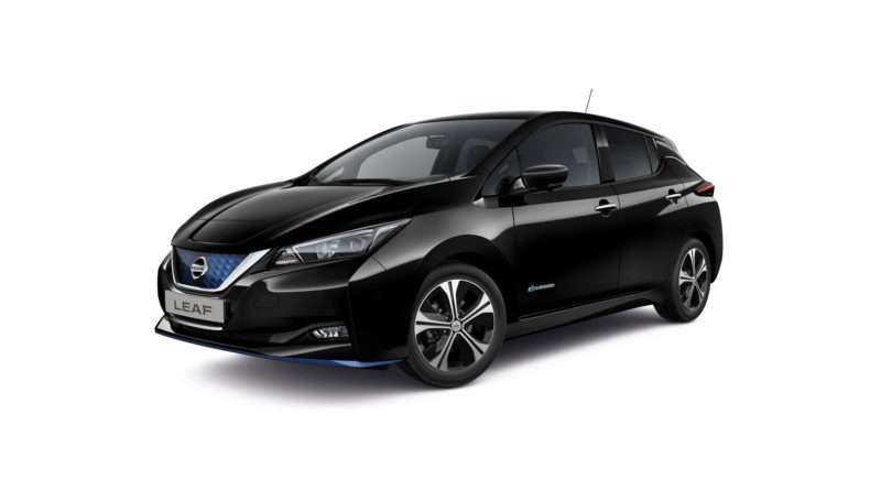 Nissan Leaf Business Editio