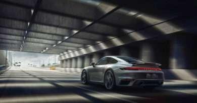 Porsche 911 Turbo S 992