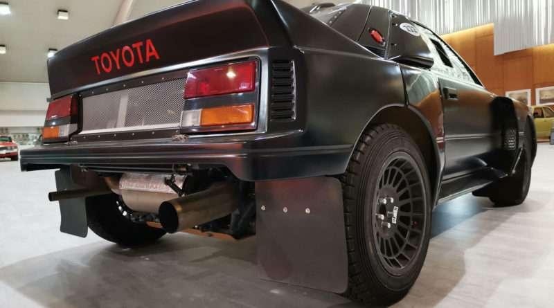 Toyota MR2 Rallye Gruppe B